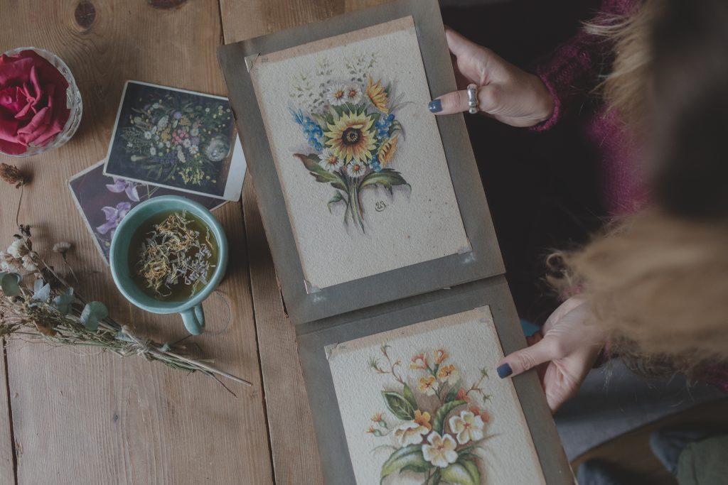 ¿Sabías Que El Arte Botánico Genera Bienestar?