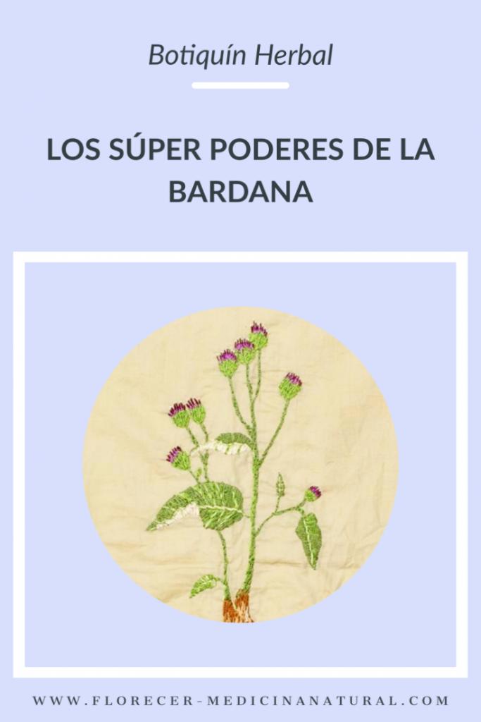 Los Súper Poderes De La Bardana