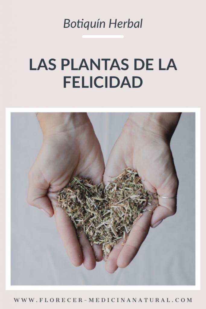 Las plantas de la felicidad